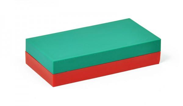 Plattenmagnet 82x42 mm
