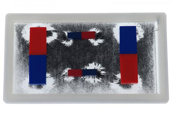 "Funktions- und Demonstrationsmodell ""Magnetisches Feld"""