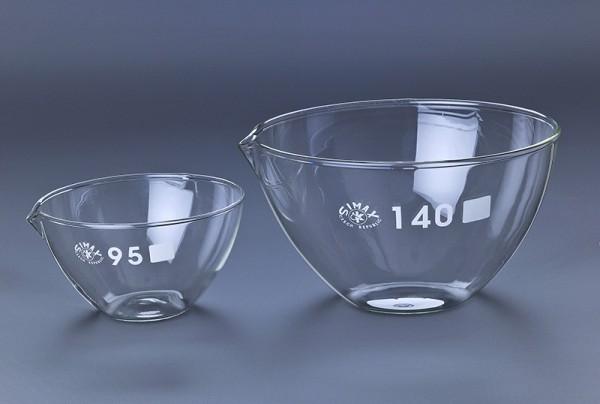 Abdampfschale aus Borosilikatglas