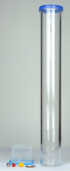 Fallröhre SE, L=35 cm, mit Fallkörpern