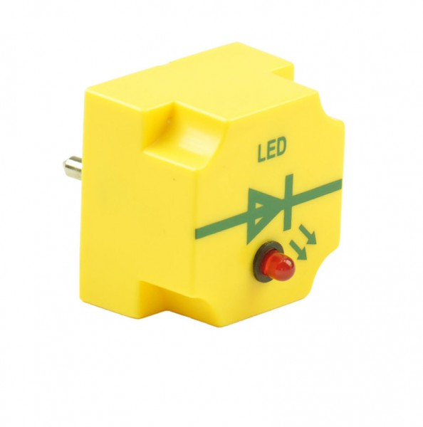 STB LED rot