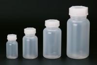 Weithalsflasche mit Verschluß