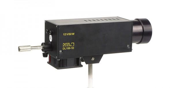 Experimentierleuchte, Xenon 50 W, mit Kühlung