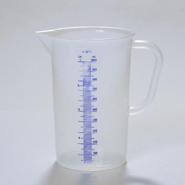 Messbecher, 1 Liter, schlagfest
