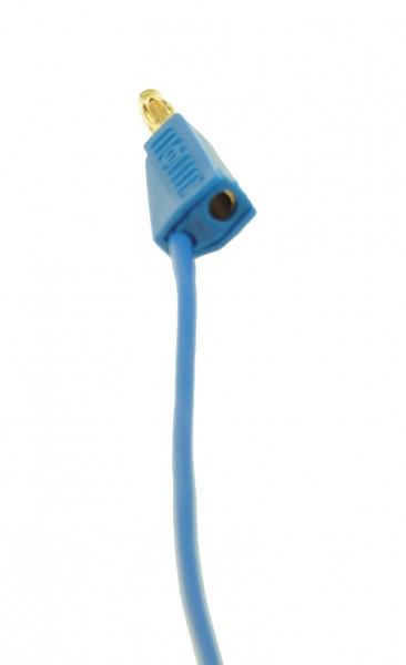 Verbindungsleitung SE, 75 cm, blau