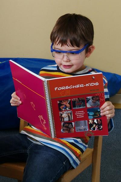 KiGa Experimentierhandbuch '' Forscher Kids''