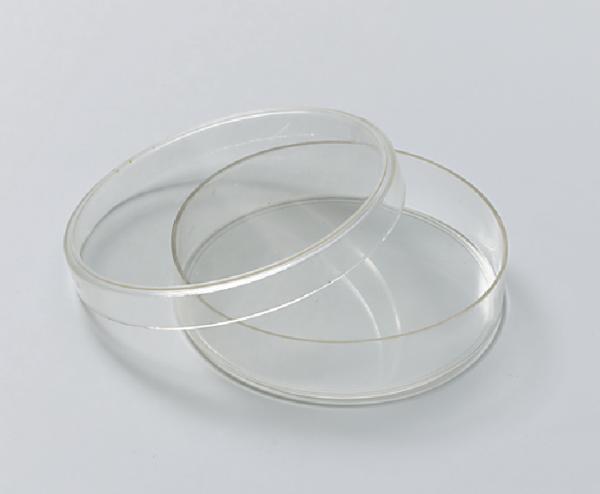 Petrischale, Kunststoff, 80 mm