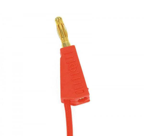 Verbindungsleitung SE, 100 cm, rot