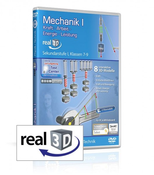 Mechanik I DVD