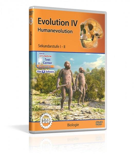 DVD - Evolution IV - Humanevolution
